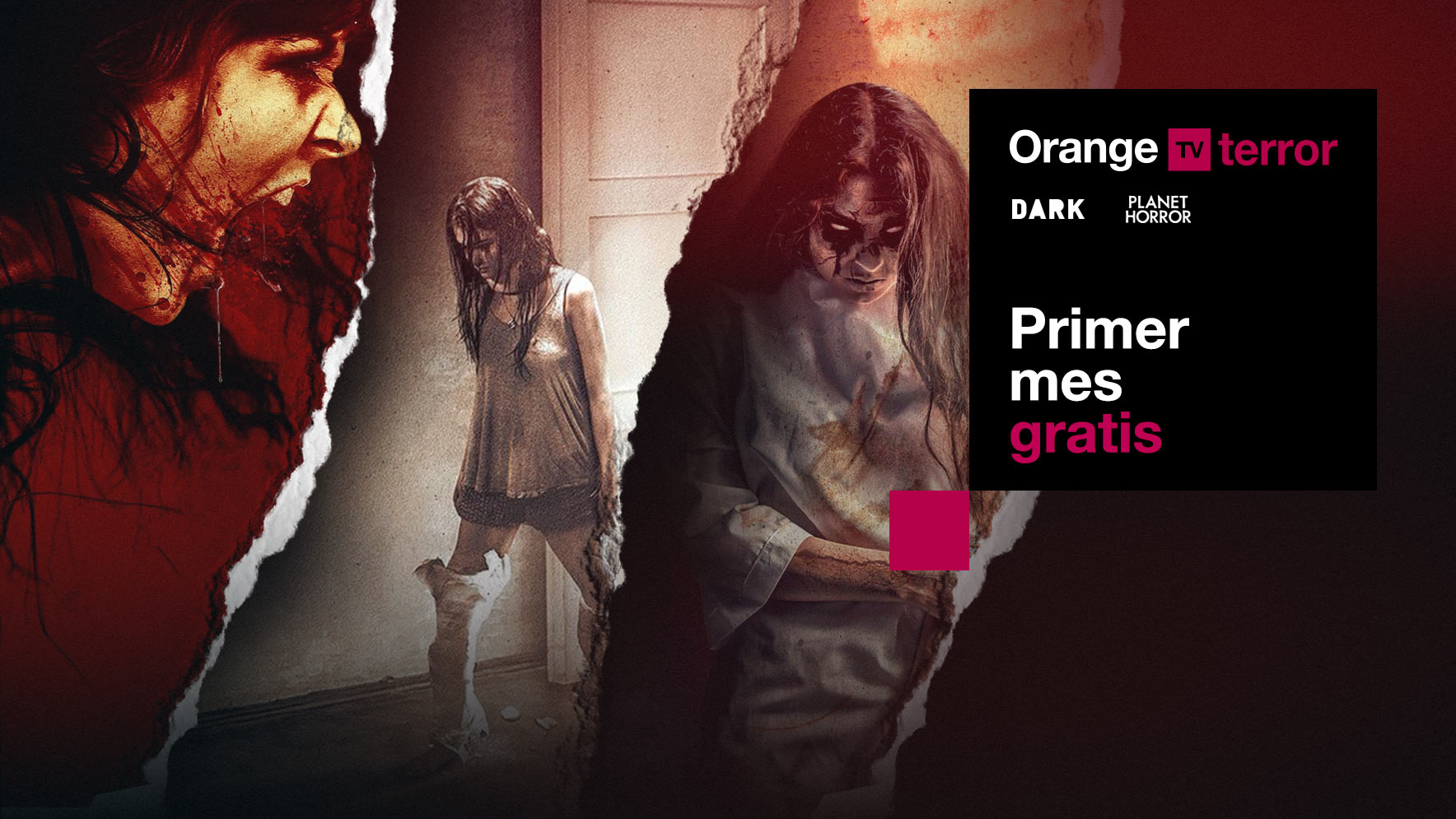 Orange TV lanza Terror