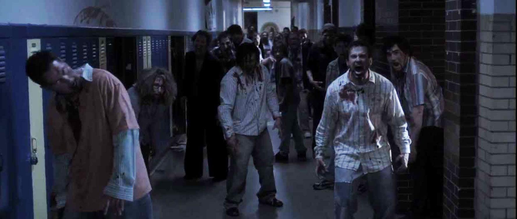 Escuela de Zombies
