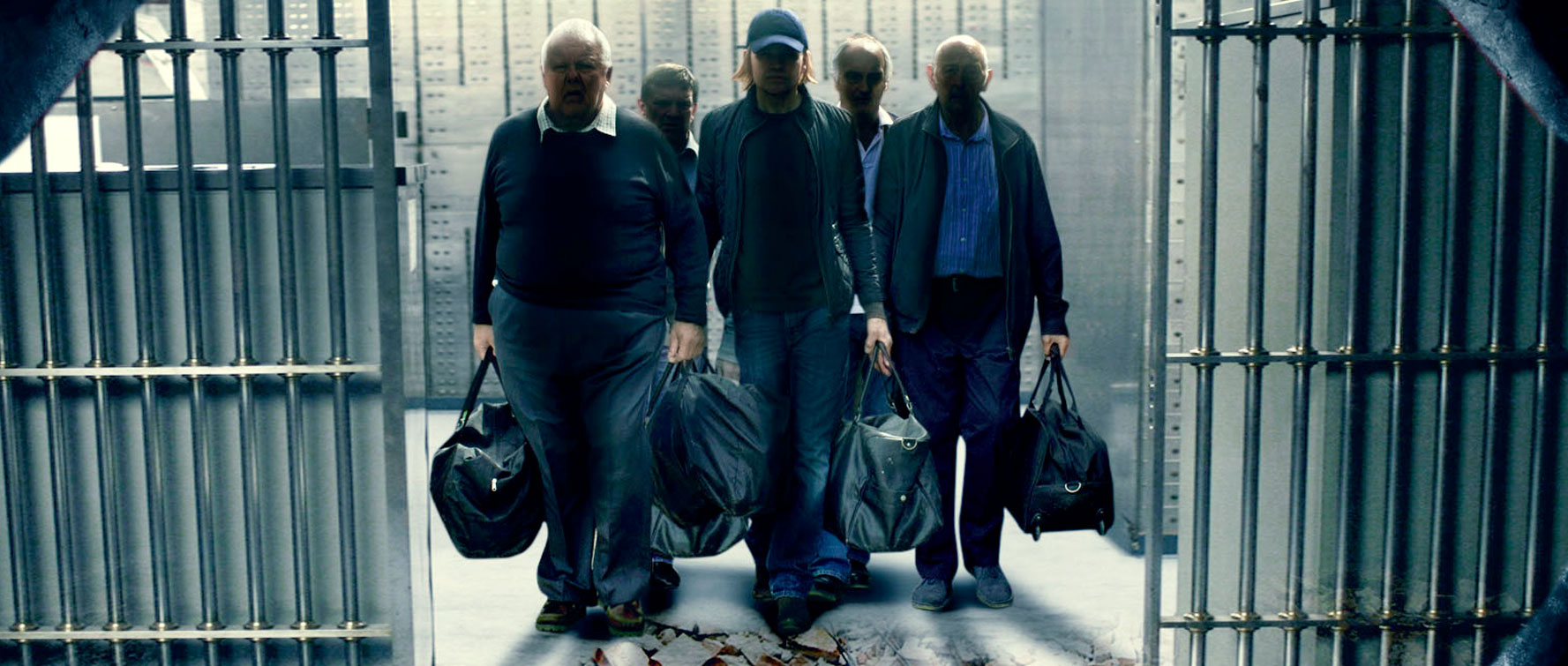 Hatton Garden the Heist