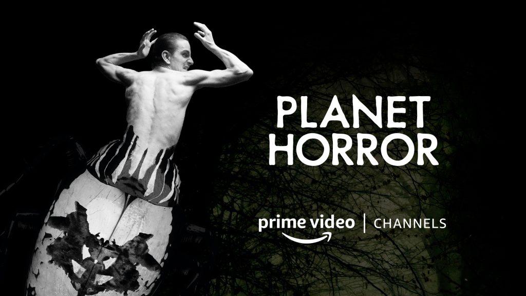 Planet Horror ya está disponible en Amazon Prime Video Channels en España